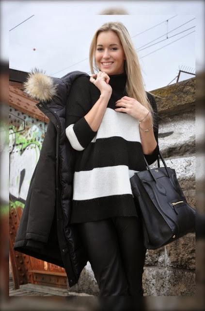 Winter Outfit, Fashion, Patrizia Philp, Ronny Philp, Céline Luggage