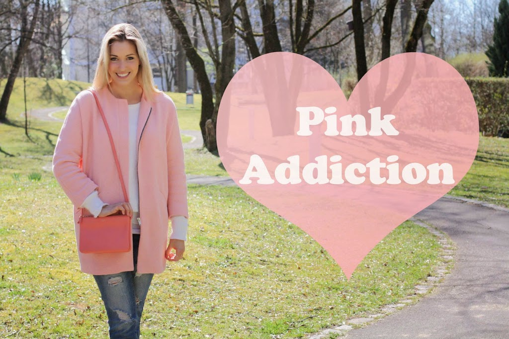 Mode Blog, Fashion blog, Mantel Rosa, Mantel Pink, Patrizia Philp, Céline Trio