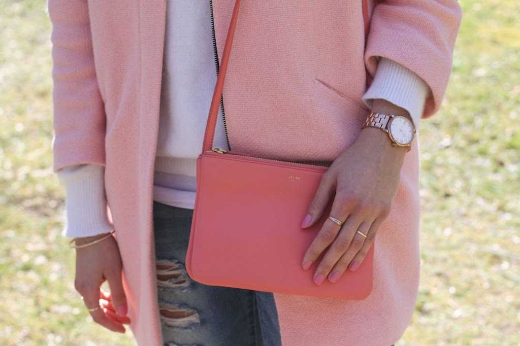 Mode Blog, Fashion blog, Céline Trio Bag, Marc Jacobs Uhr