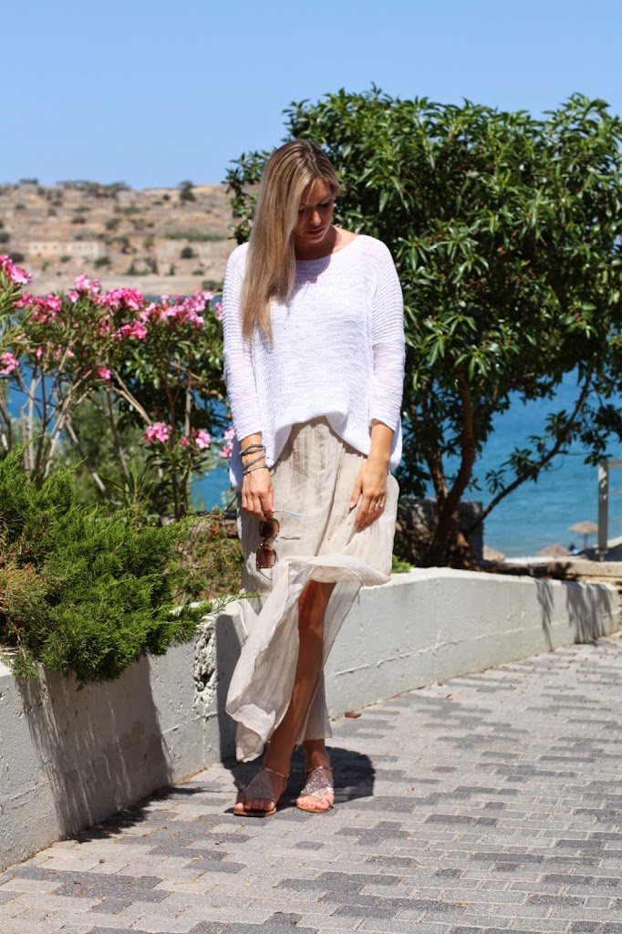 Kreta, Cretan Style, Maison Pazi, Blond, Modeblog, Fashion Blog, Maison Pazi