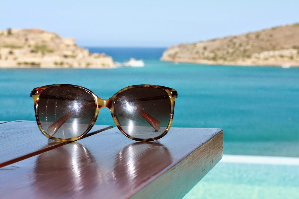 Griechenland, Kreta, Toms Sonnenbrille