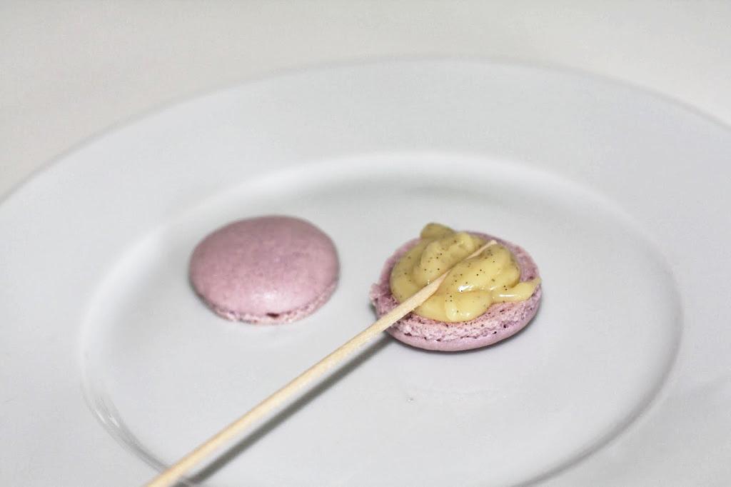 Macarons am Stiel
