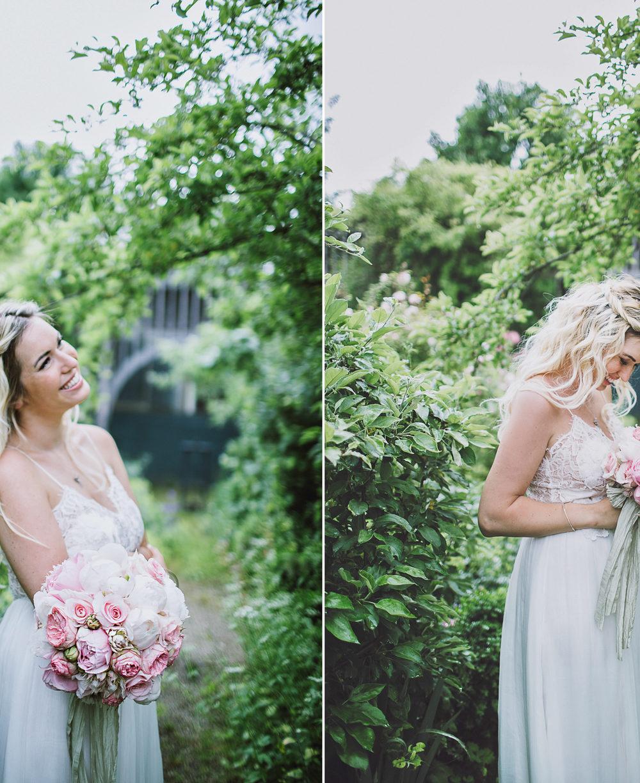 Wedding: Brautkleid, Schuhe und Styling