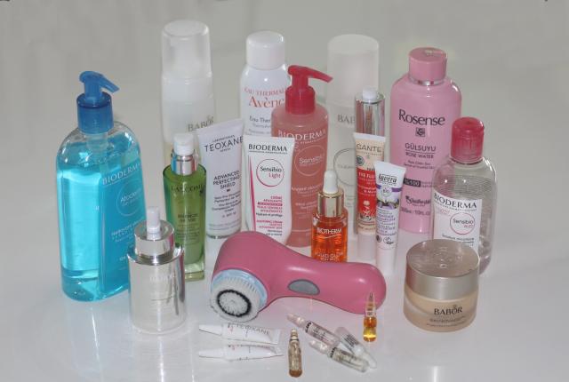 Maison Pazi Gesichtspflege-Routine