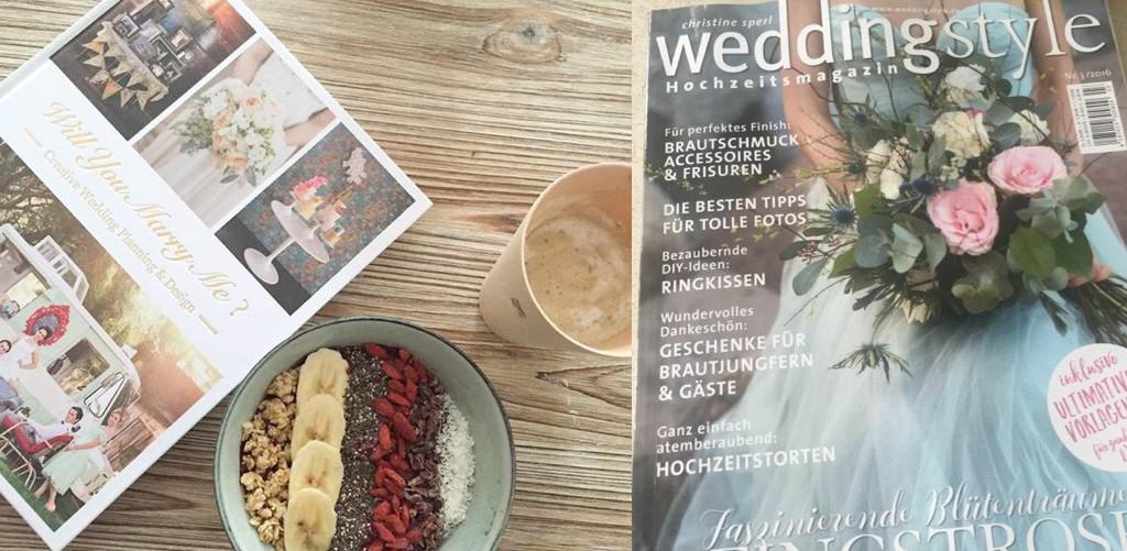 Vorbereitung Hochzeit Slider