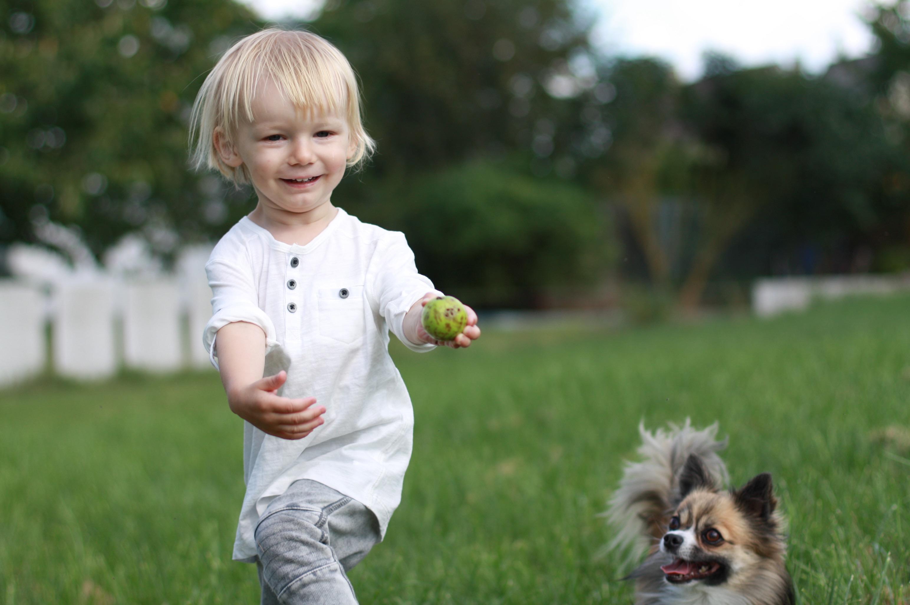 #MamiMitWort fünf Dinge, die ich von meinem Kind lernen kann