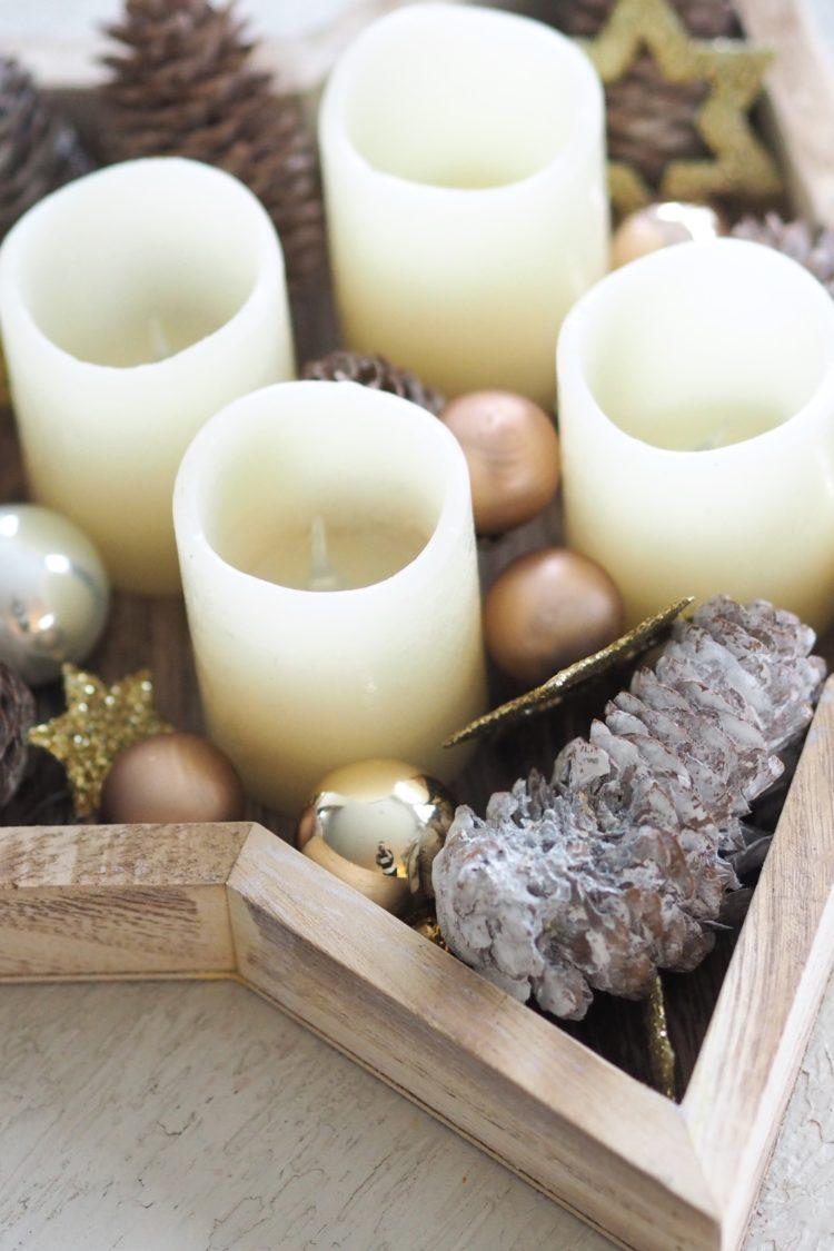 Weihnachten Dekoideen mit Lidl auf Maison Pazi Weihnachtsdekoration