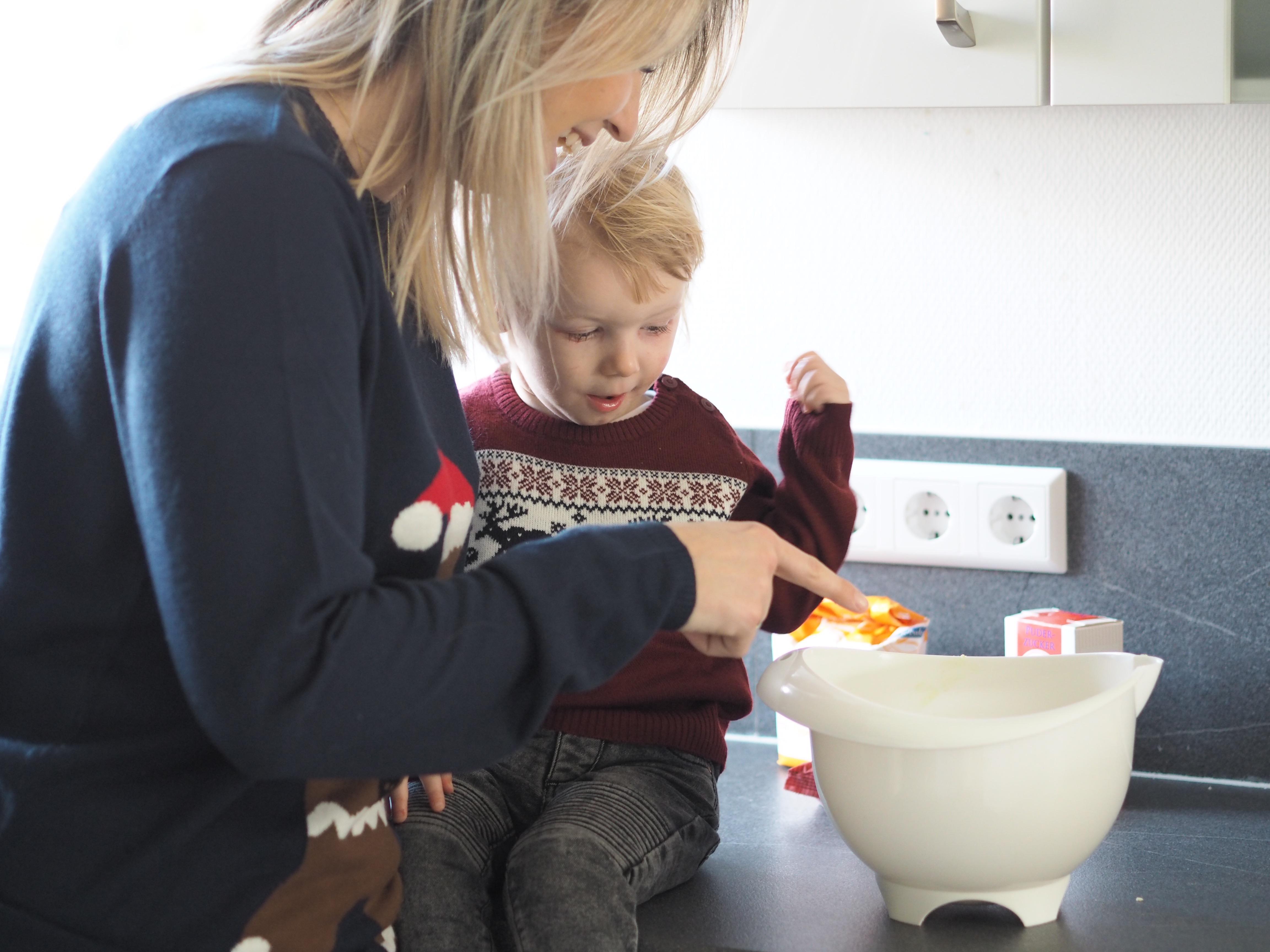 Weltbeste Vanillekipferl von Maison Pazi, Backen mit Kind, Plätzchen Rezept