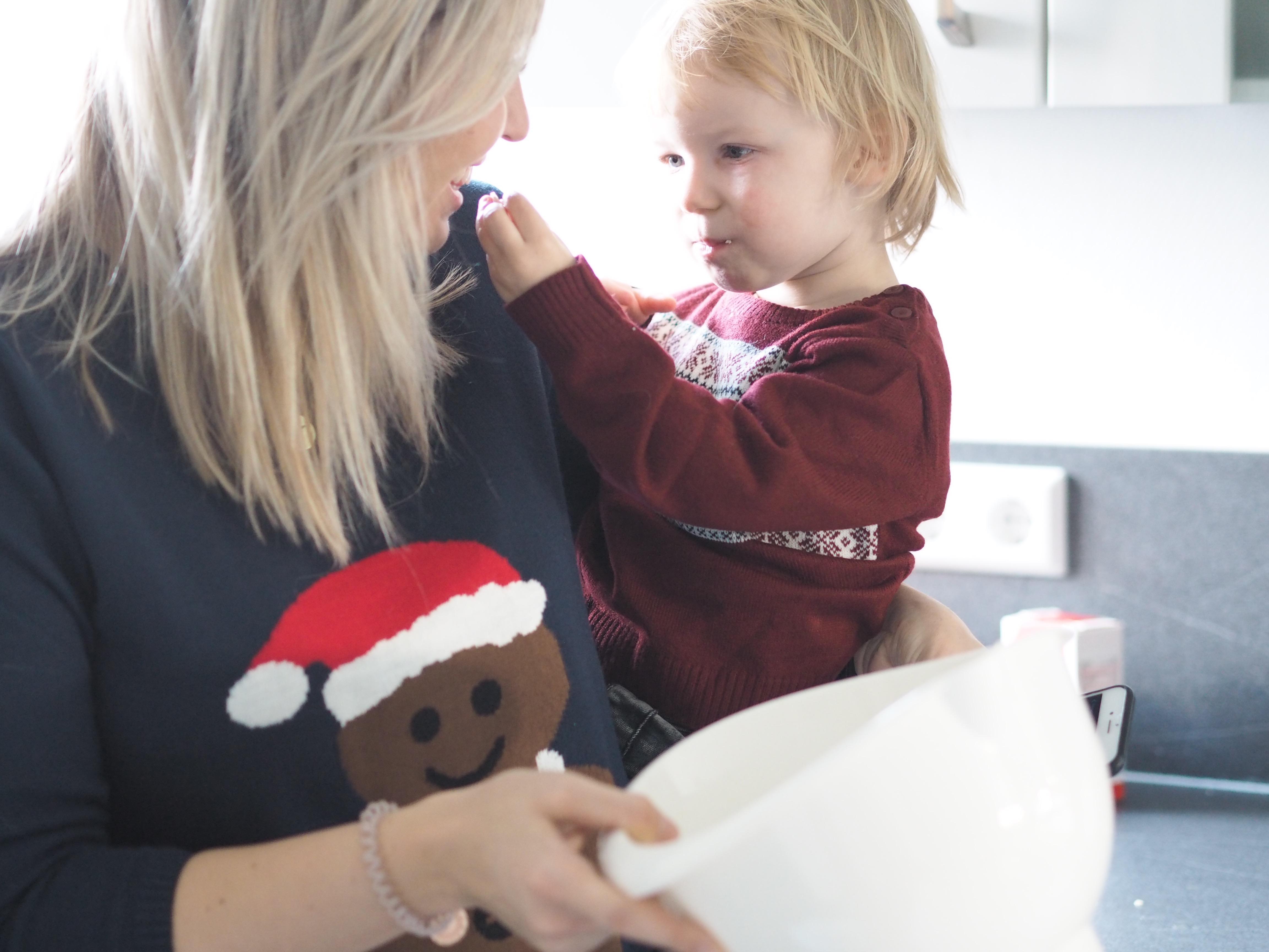 Weltbeste Vanillekipferl von Maison Pazi, Backen mit Kind, Weihnachtsplätzchen
