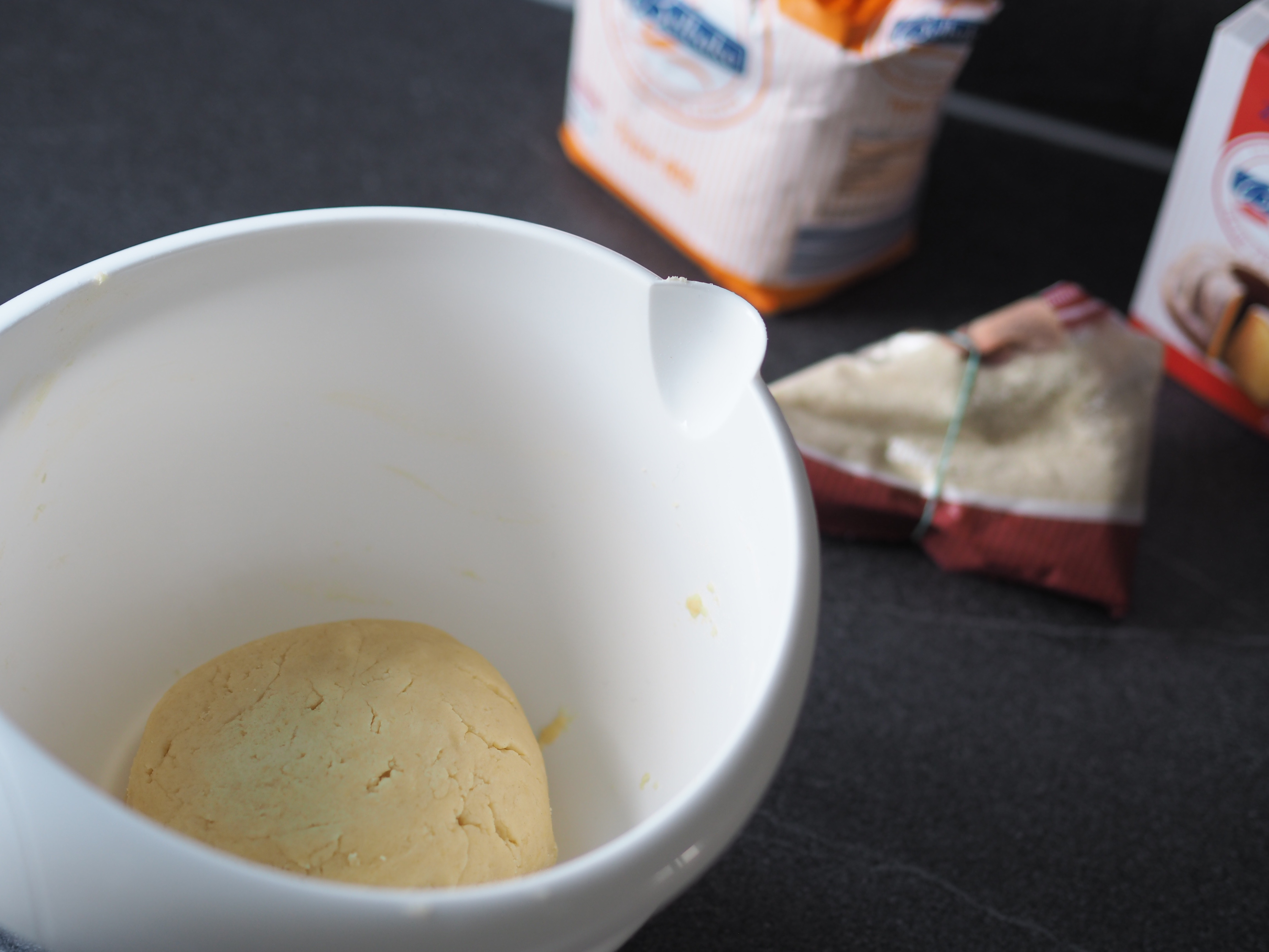 Weltbeste Vanillekipferl von Maison Pazi, Weihnachtsplätzchen, Backen mit Kind