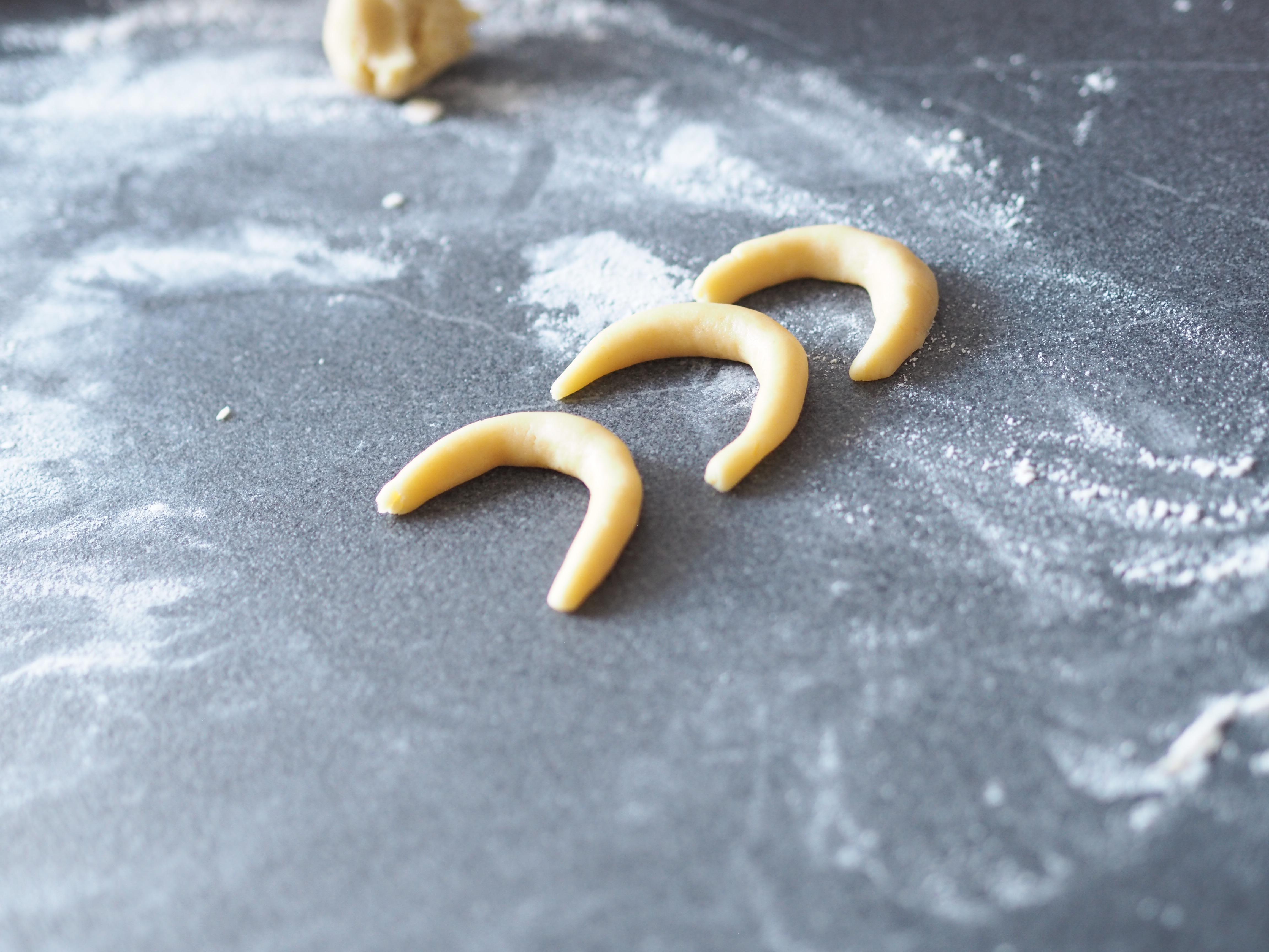 Weltbeste Vanillekipferl von Maison Pazi