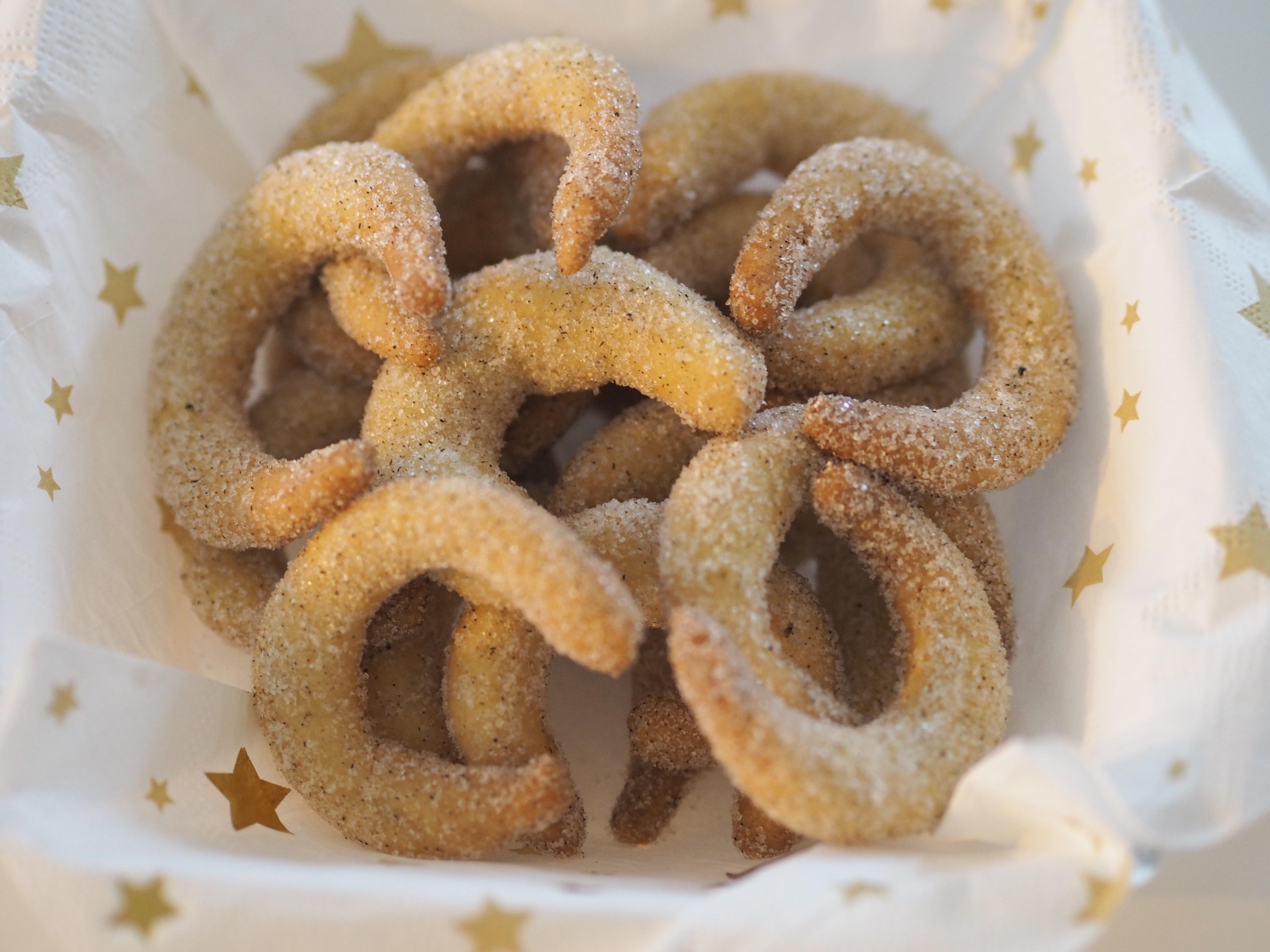 Vanillekipferl, Weihnachtsplätzchen, Weltbeste Vanillekipferl, Plätzchen Rezept, Vanillekipferl Rezept