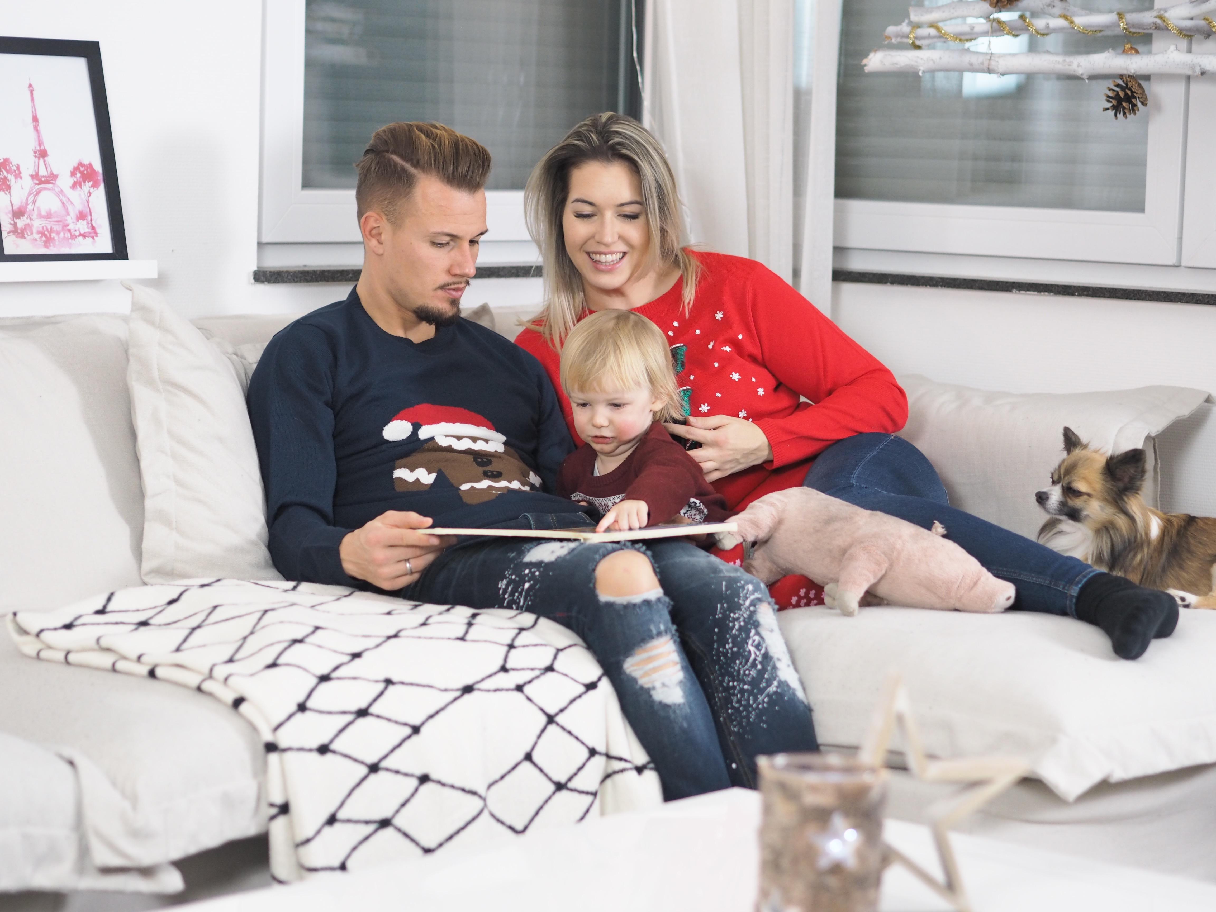 Weihnachten mit der Familie: unser Heilig Abend, Traditionen, Dresscode auf Maison Pazi #SantaClara #Weihnachtenistfüralle