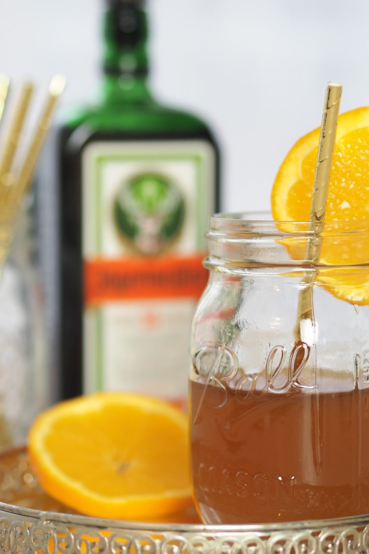 Tasty Tuesday auf Maison Pazi: California Surfer Cocktail Rezept mit Jägermeister