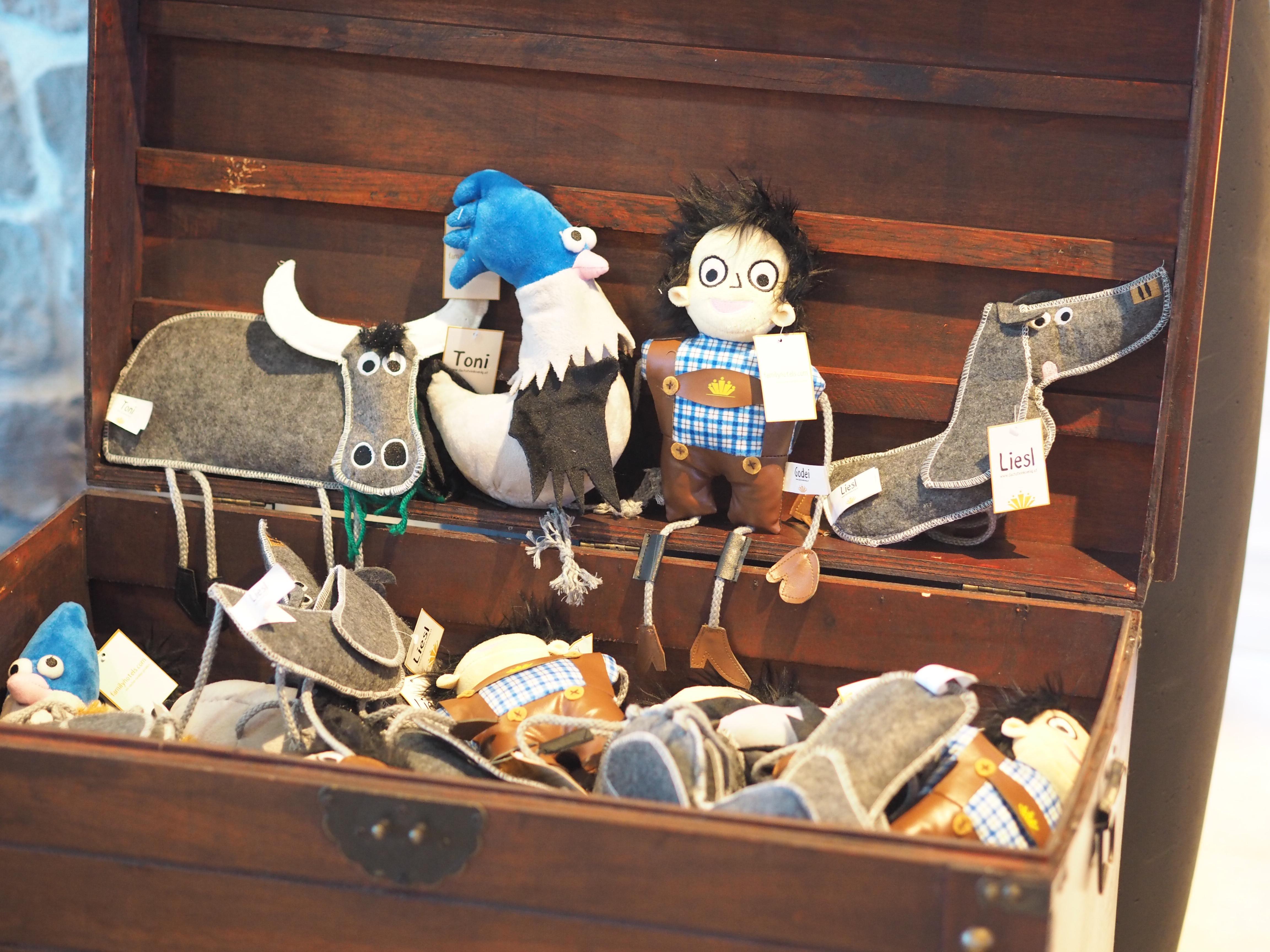 Das Kinderhotel Dachsteinkönig in Gosau in Österreich auf Maison Pazi