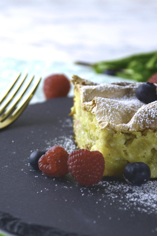 Rhabarberkuchen mit Kaiserhaube am Taste Tuesday auf Maison Pazi