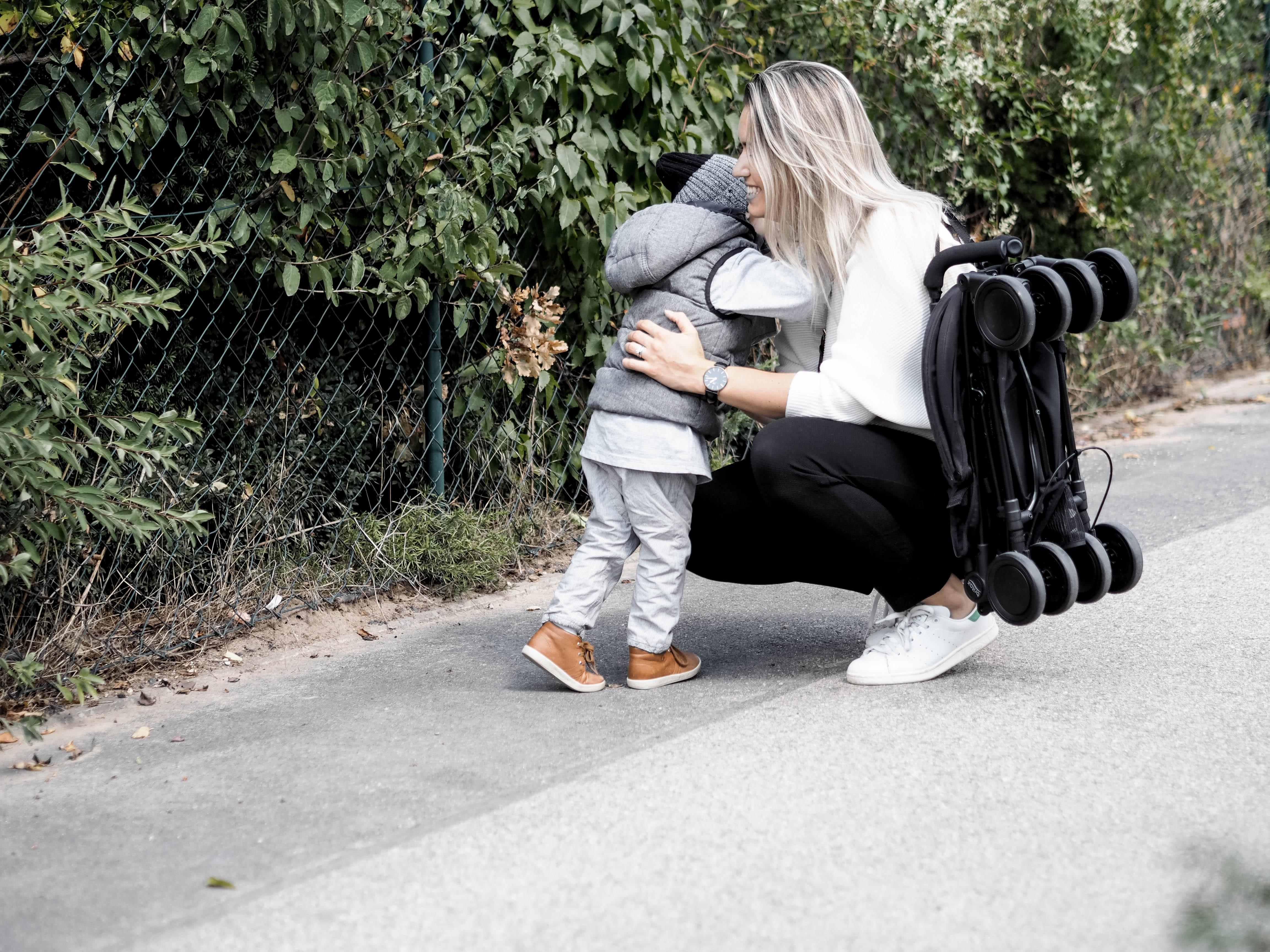 Britax Holiday der neue Kinderwagen für Reisen und Ausflüge