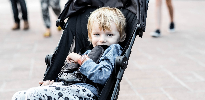 Britax Holiday der perfekte Begleiter für Ausflüge und Reisen mit Kind