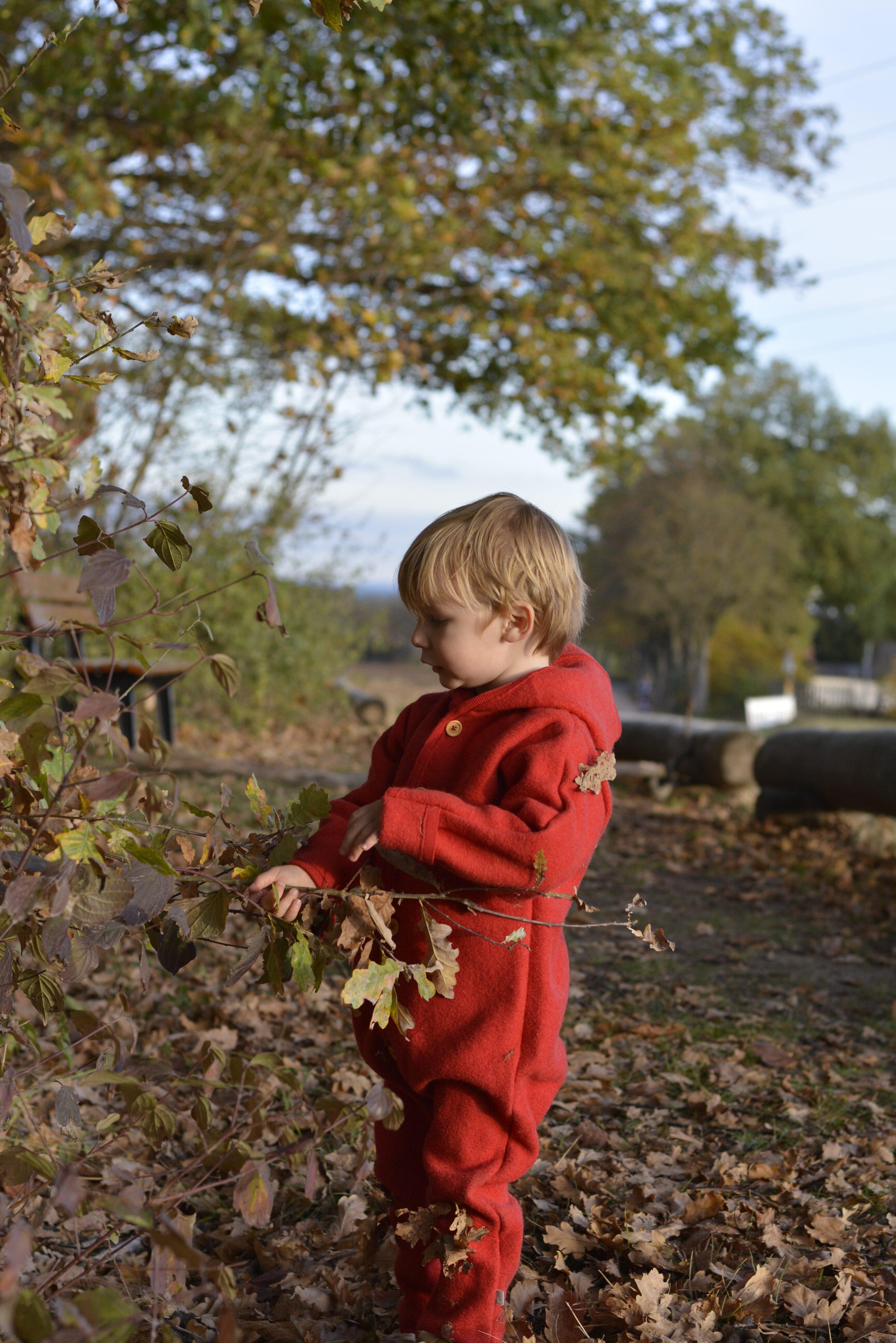 Outdoor-Aktivitäten mit Kindern im Winter, Waldspaziergang, DIY mit Kindern