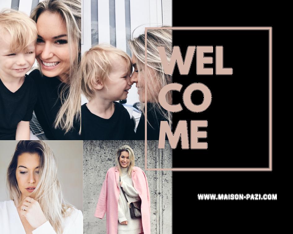 Willkommen bei Maison Pazi, dem Mama- und Lifestyleblog aus Nürnberg, Momblog