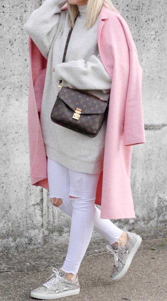 Louis Vuitton Pochette Metis, Zara Coat, Blogger Look, Maison Pazi, Mamablog Nürnberg, Momblog, Blogger Nürnberg, beste Mamablogs, schönste Mamablogs